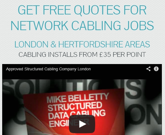 Free Quotes For Cabling Jobs
